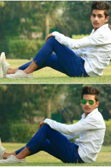 Dazzlerr - Suhail Model Delhi