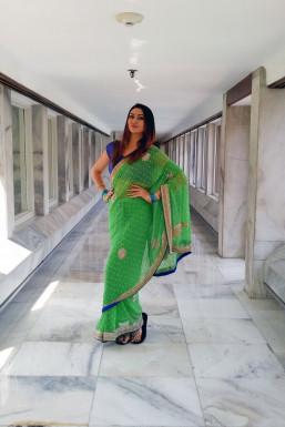 Dazzlerr - Karina Murashevska Model Delhi