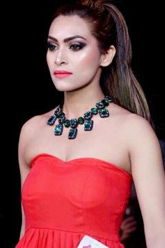 Chitra Shakya Model Delhi
