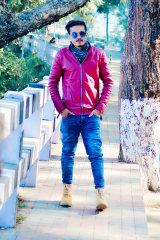 Dazzlerr - Aryan Imdad Model Delhi