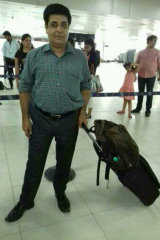 Sanjay Manchanda - Model in Delhi   www.dazzlerr.com