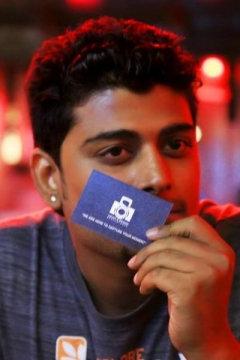 Sushant Mishra - Photographer in Delhi   www.dazzlerr.com