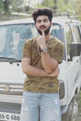 Dazzlerr - Abhishek Jarial Model Kangra