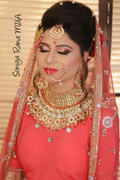 Soniya Rana Makeup Artist Delhi
