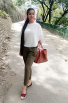Divya Sharma - Model in Shimla | www.dazzlerr.com