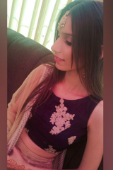 Dazzlerr - Simran Dhiman Model Ambala Cantt.