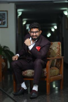 Ishant Model Chandigarh