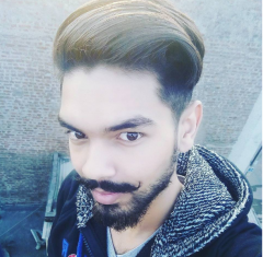 Amit Kumar Sachdeva - Model in  | www.dazzlerr.com