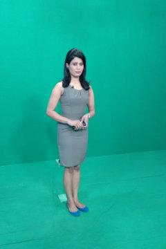 KRITI JHA Anchor Delhi
