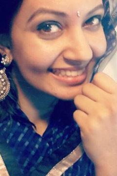 Shweta Sharma Model chandigarh