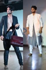 Dazzlerr - Raghav S Bhardwaj Model Chandigarh