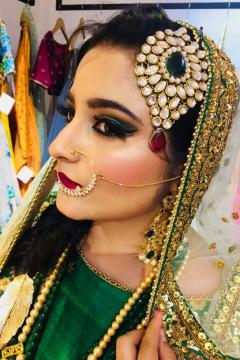 Aditi Jerath Makeup Artist Delhi