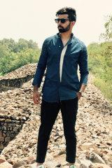 Dazzlerr - Rahul Sharma Model Chandigarh