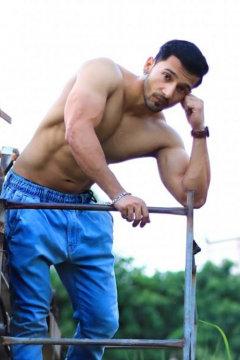 Gaurav Thakur Model Chandigarh