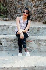 Dazzlerr - Simran Kaur Model Chandigarh