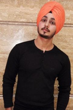 Navjot Singh Model Chandigarh