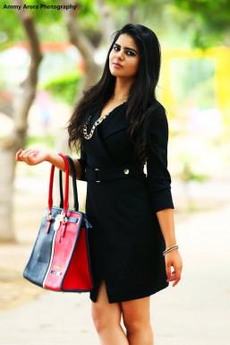 Aradhna Chand - Model in Chandigarh   www.dazzlerr.com