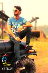 Dazzlerr - Ankur Sharma Model Chandigarh