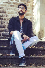 Rahul Soni - Model in Chandigarh   www.dazzlerr.com