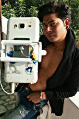 Dazzlerr - Baljeet Kumar Model Chandigarh