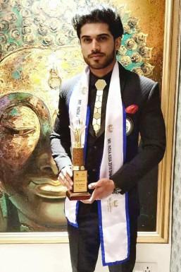 Vishal Chaudhary - Model in Delhi | www.dazzlerr.com
