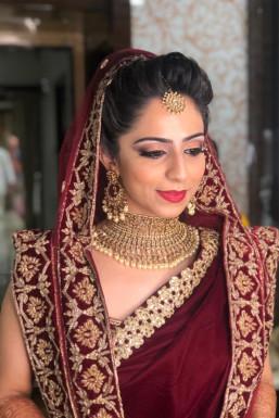 Raini Sharma Makeup Artist Delhi