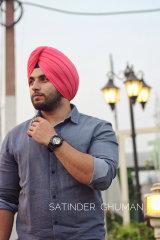 Dazzlerr - Satinderjeet Singh Model Chandigarh