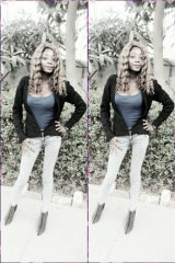 Dazzlerr - Adeyemi Abigeal Model Chandigarh
