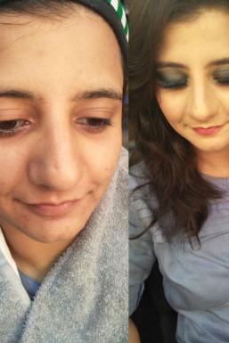 Dazzlerr - Tanisha Garg Makeup Artist Delhi