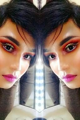 Lucky Maw\'s - Makeup Artist in Delhi | www.dazzlerr.com