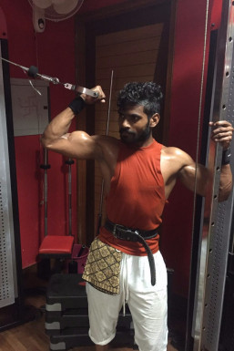 Dazzlerr - Abu Sufian Fitness Model Lucknow