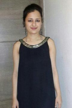 Anchal - Model in Chandigarh | www.dazzlerr.com