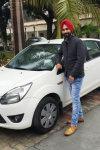 Dazzlerr - Palvinder Singh Model Chandigarh