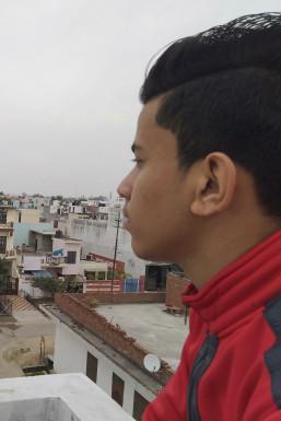 Vivek Vats - Model in Baraut | www.dazzlerr.com
