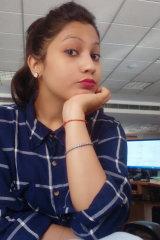 Dazzlerr - Akansha Sharma Model Chandigarh