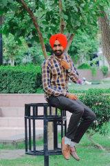Dazzlerr - Puneet Singh Model Chandigarh
