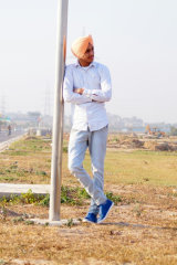 Dazzlerr - Karan Jeet Singh Model Chandigarh