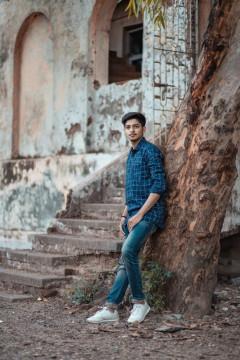 Henil Joshi - Model in  | www.dazzlerr.com