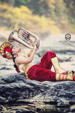 Neeti Srivastava - Model in Delhi | www.dazzlerr.com