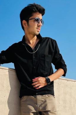 Shivam Parekh - Model in Surat   www.dazzlerr.com