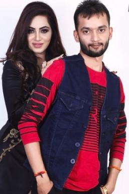 Dazzlerr - Abhishek Sharma Model Jaipur