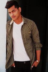 Dazzlerr - Ajeet Kumar Chaubey Model Chandigarh
