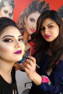 Poonam Singh Makeup Artist -Select-
