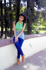 Dazzlerr - Monica Chaudhary Model Chandigarh