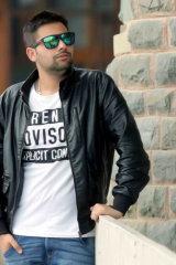 Dazzlerr - Harsh Singh Model Chandigarh