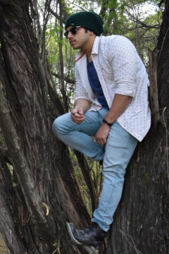 Mohit Singh Rana Model chandigarh