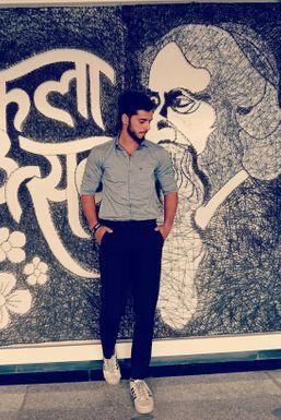 Dazzlerr - Kshitiz Singh Model Meerut