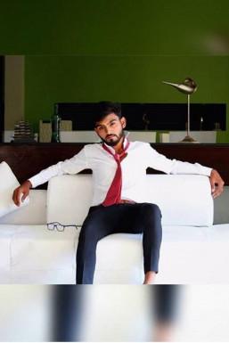 Dazzlerr - Akshay Patel Model Ahmedabad