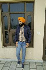 Dazzlerr - Manshant Singh Model Chandigarh