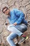 Dazzlerr - Manjeet Singh Model Chandigarh
